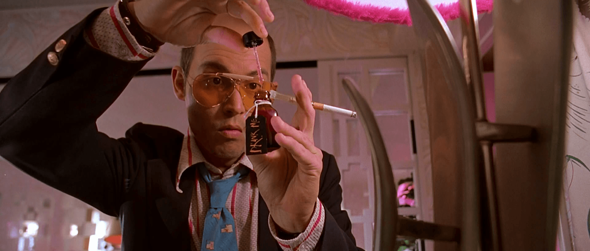 Fear and Loathing in Las Vegas (1998) by Terry Gilliam