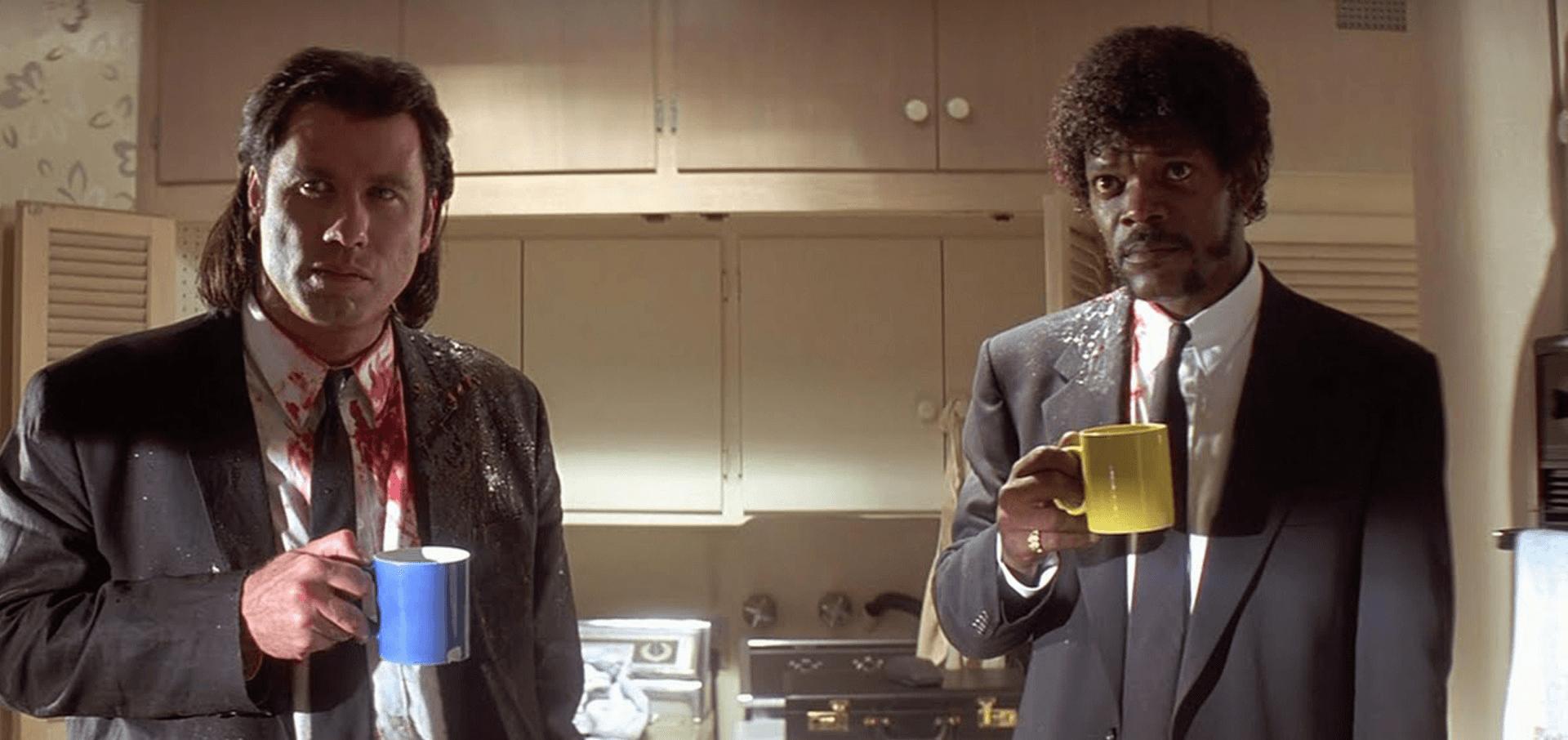 Pulp Fiction (1994) by Quentin Tarantino