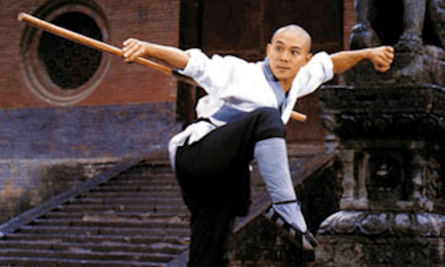 Shaolin Temple (1982) by Chang Hsin Yen