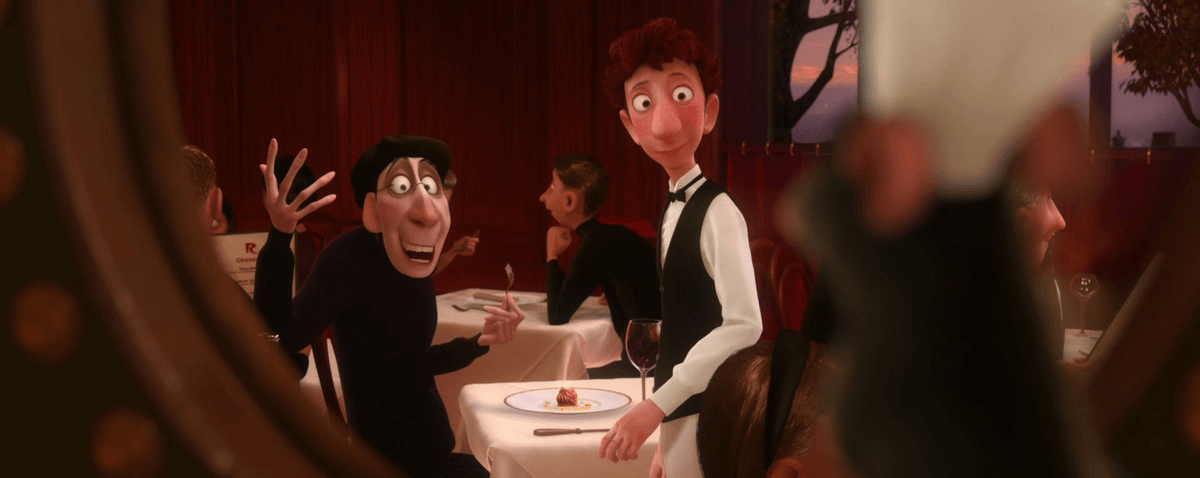 Ratatouille (2007) by Brad Bird and Jan Pinkava