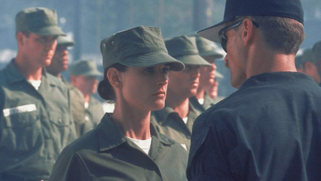 G.I. Jane (1997) by Ridley Scott