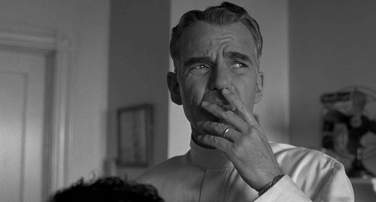 The Man Who Wasn't There (2001) by Coen Brothers