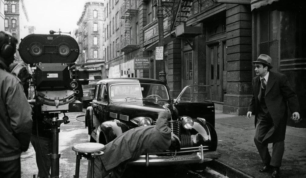 Making of The Godfather (1972) by Francis Ford Coppola