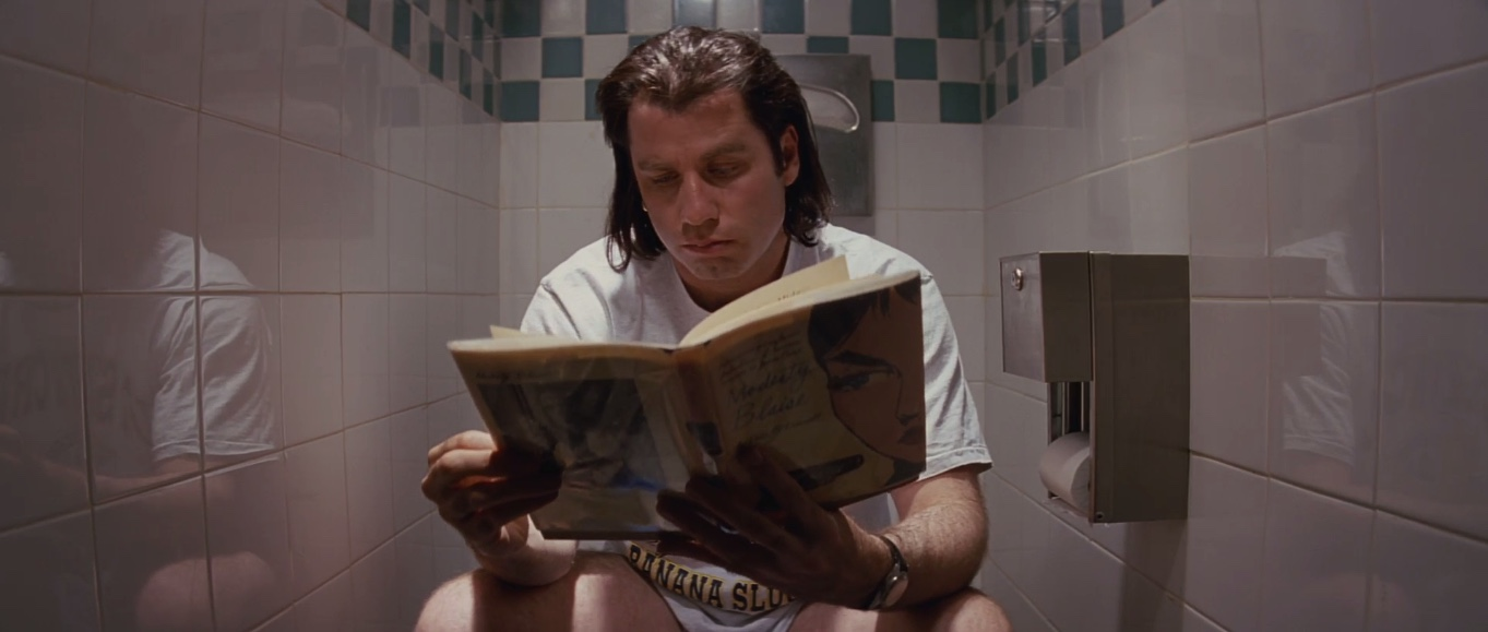 Pulp Fiction (1994) by Quentin Tarantino