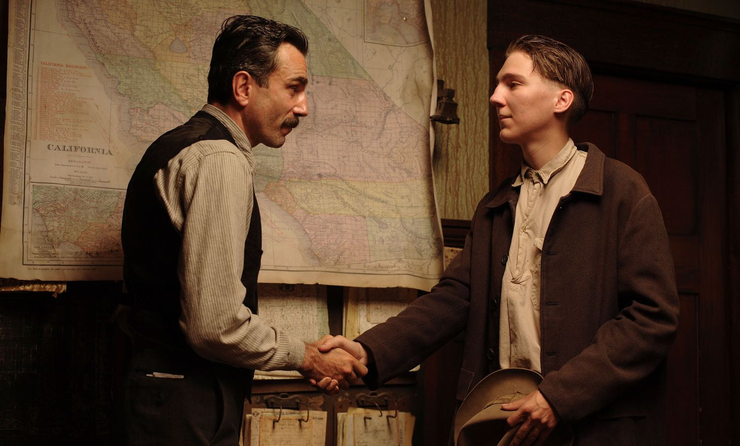 There Will Be Blood (2007) by Paul Thomas Anderson
