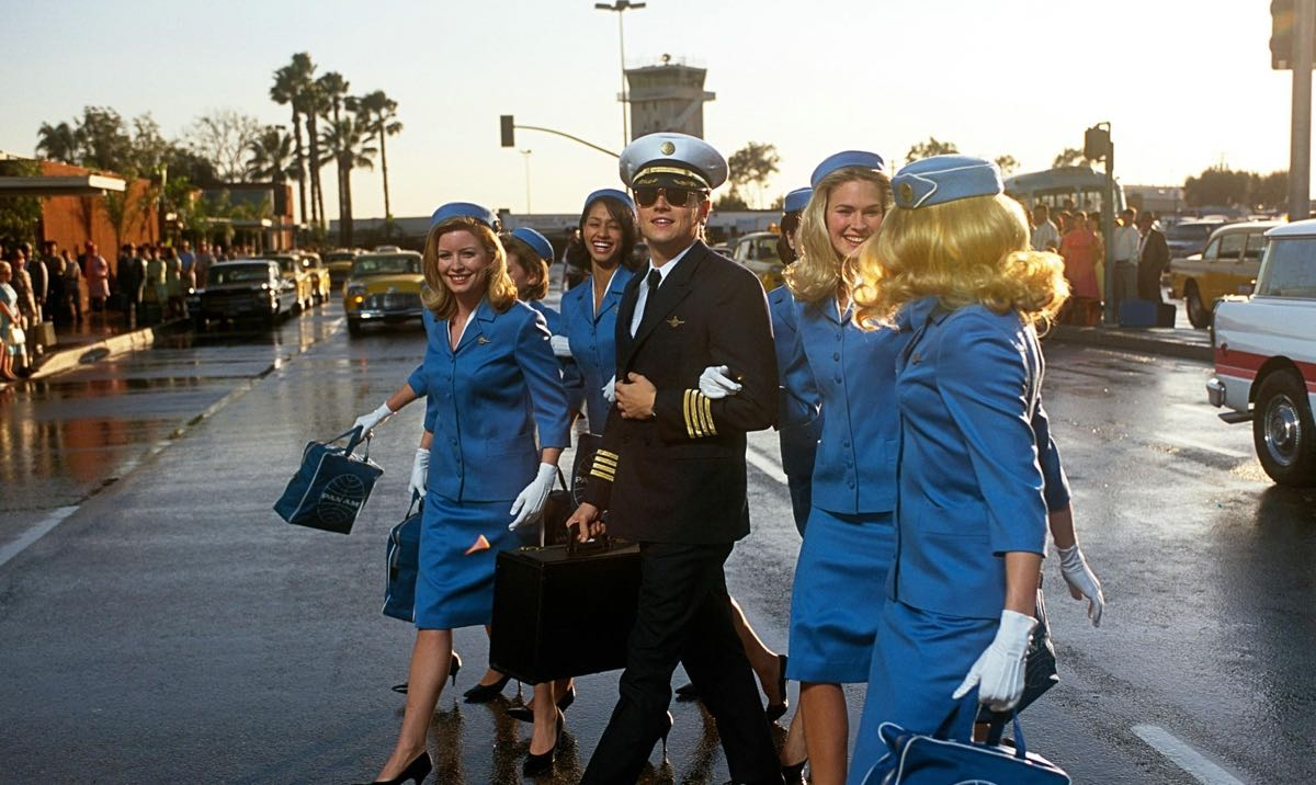 Catch Me If You Can (2002) by Steven Spielberg