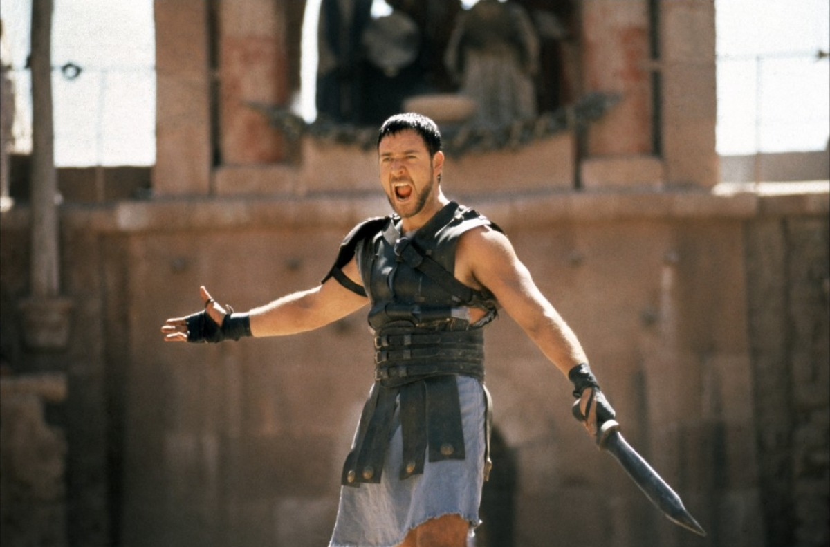 Gladiator (2000) by Ridley Scott