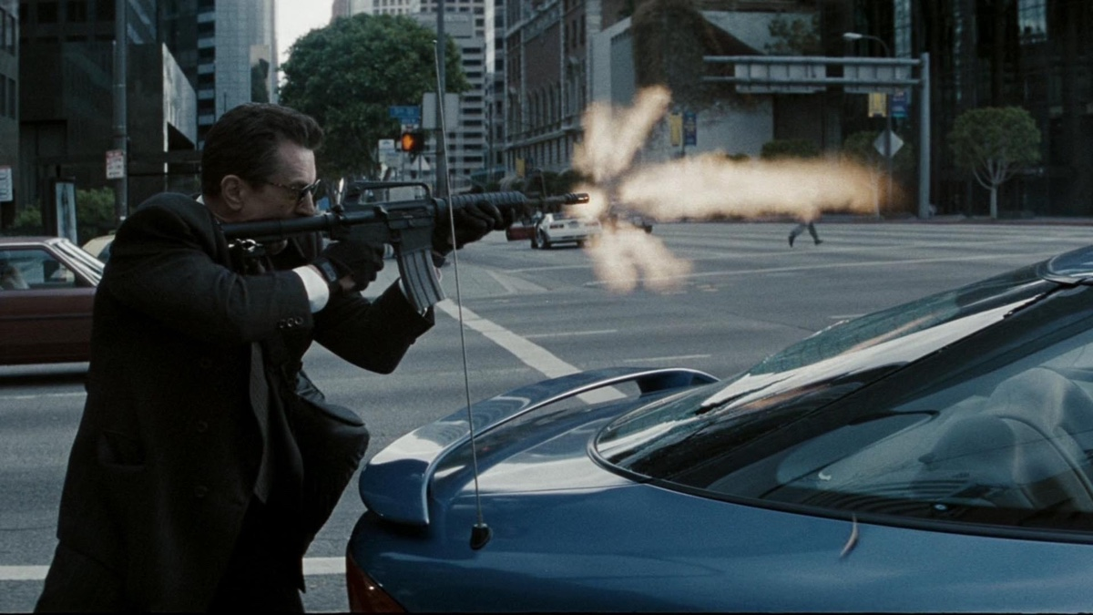 Heat (1995) by Michael Mann