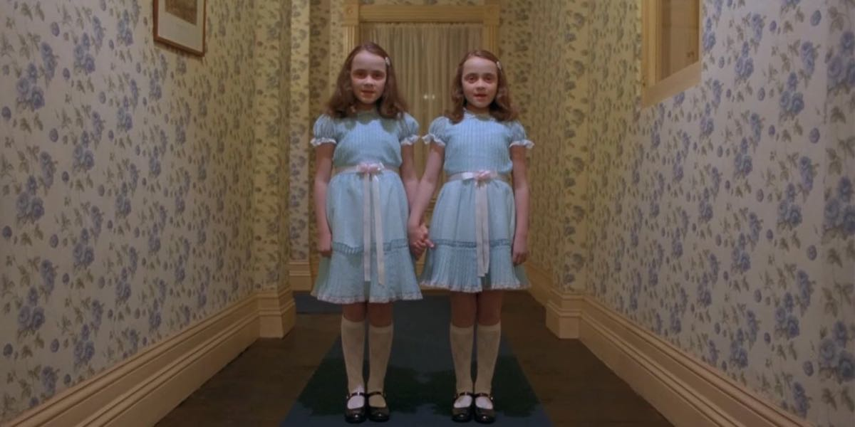 The Shining (1980) by Stanley Kubrick