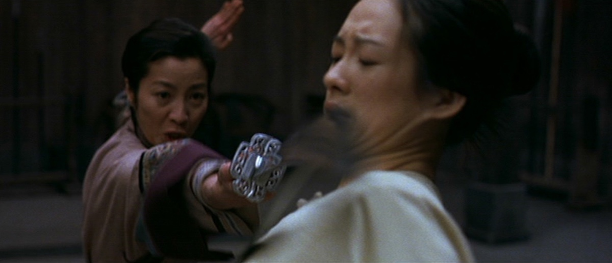Crouching Tiger, Hidden Dragon (2000) by Ang Lee