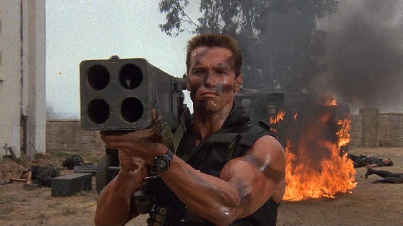 Commando (1985) by Mark L. Lester