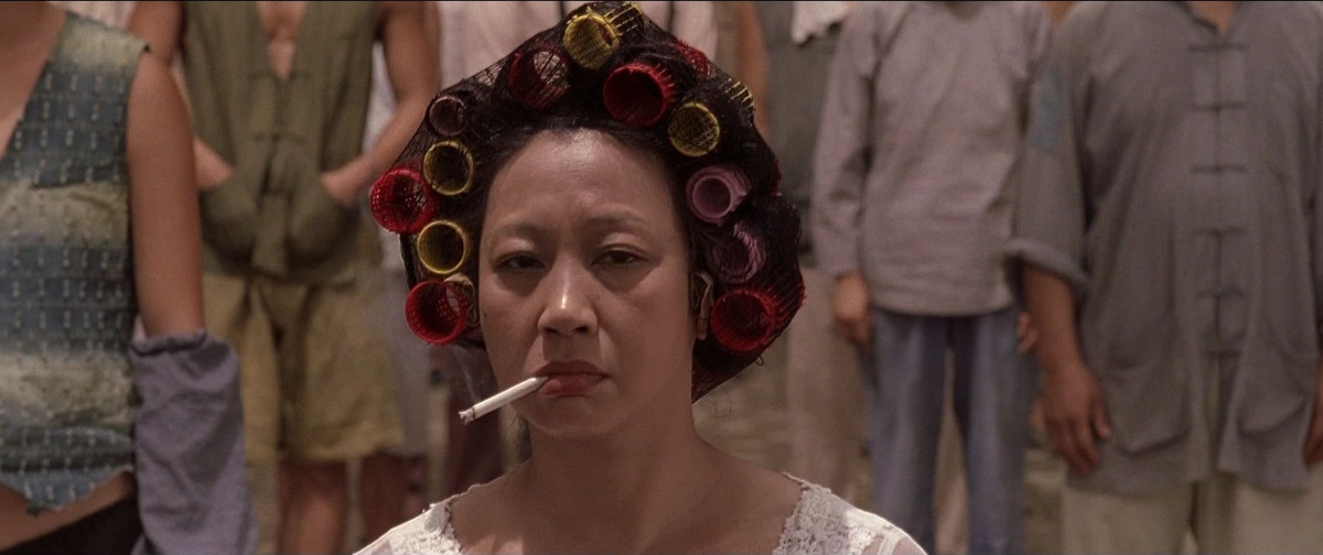 Kung Fu Hustle (2004) by Stephen Chow