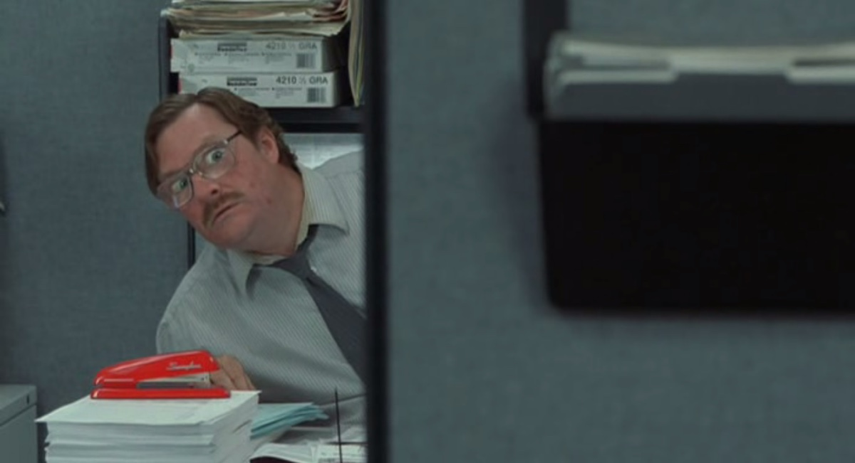 Office Space (1999) by Mike Judge
