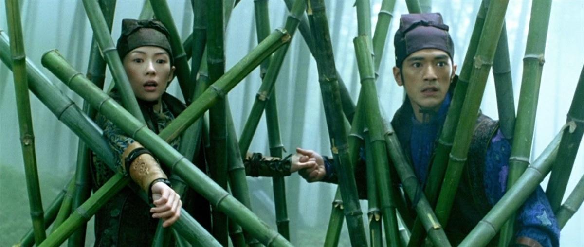 Shi mian mai fu (2004) by Yimou Zhang