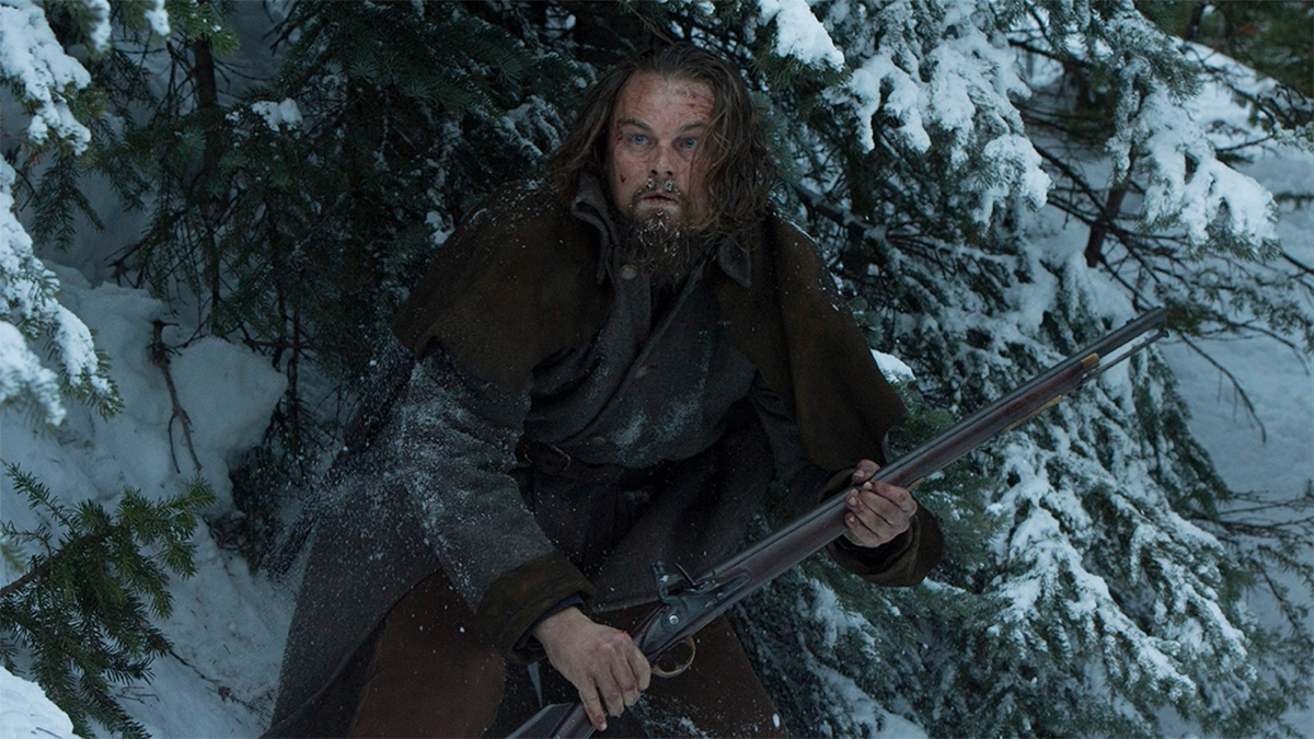 The Revenant (2015) by Alejandro G. Iñárritu