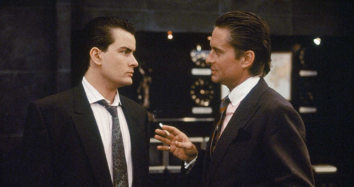 Wall Street (1987) by Oliver Stone
