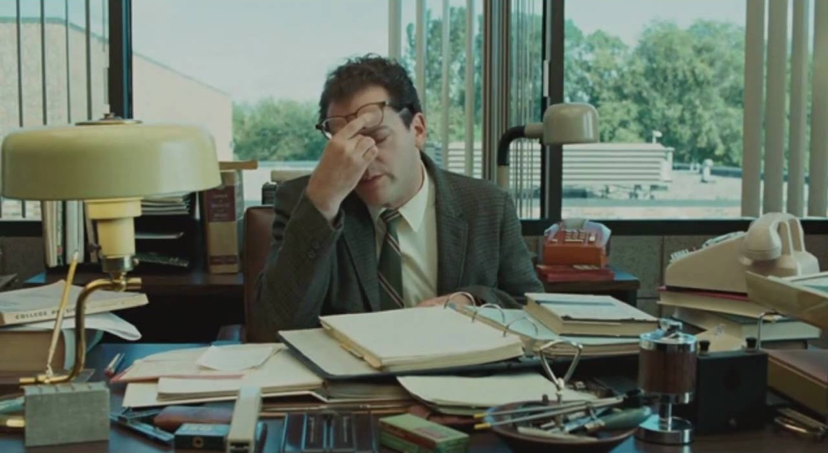 A Serious Man (2009) by Coen Brothers