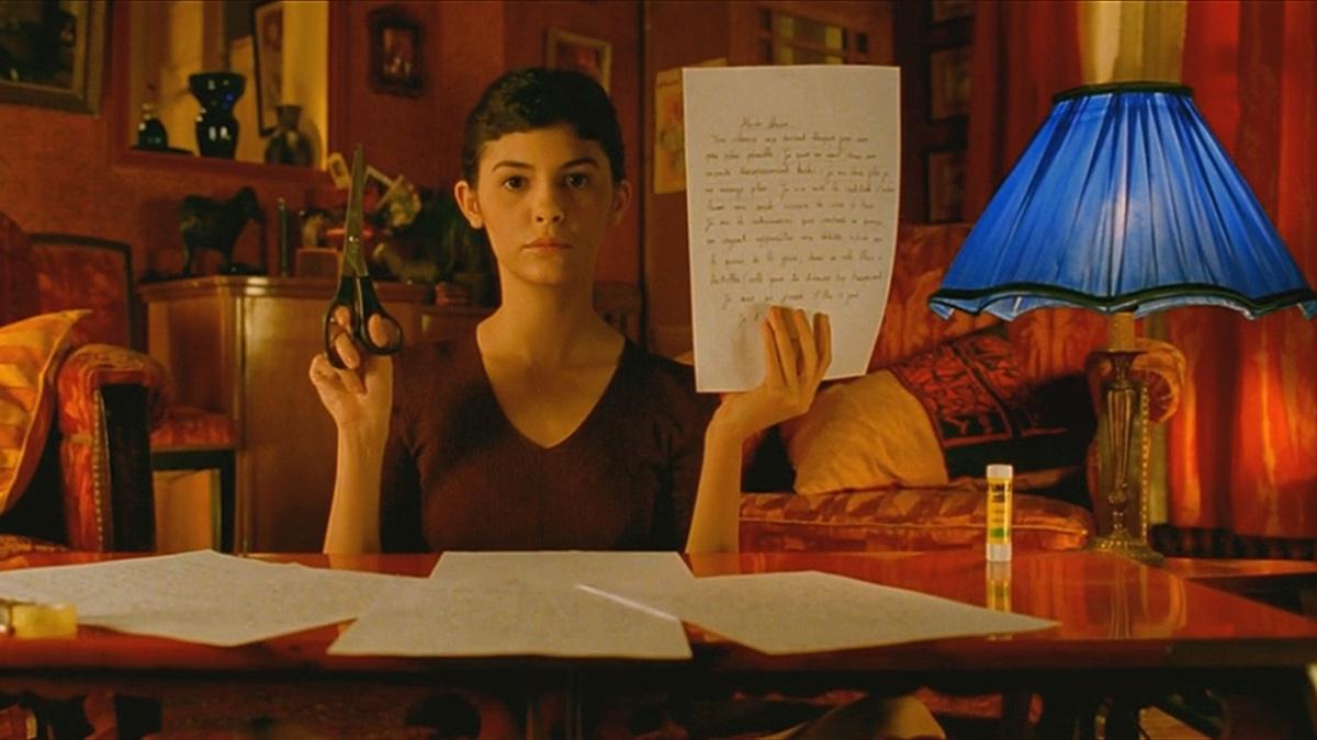 Le fabuleux destin d'Amélie Poulain (2001) by Jean-Pierre Jeunet