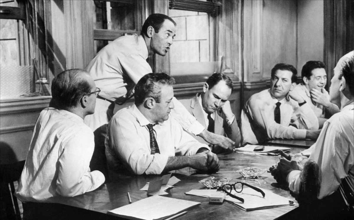 12 Angry Men (1957) by Sidney Lumet