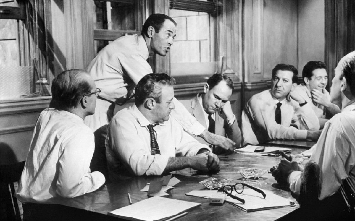 12 Angry Men (1957) by Sidney Lumet