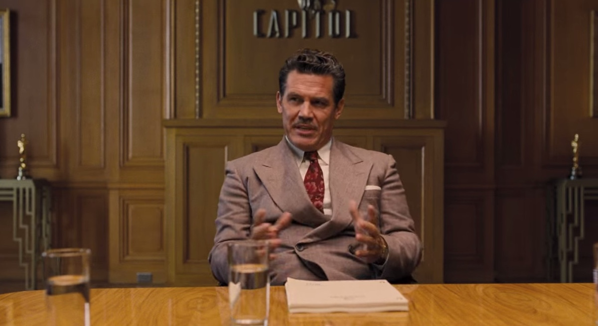 Hail, Caesar! (2016) by Coen Brothers
