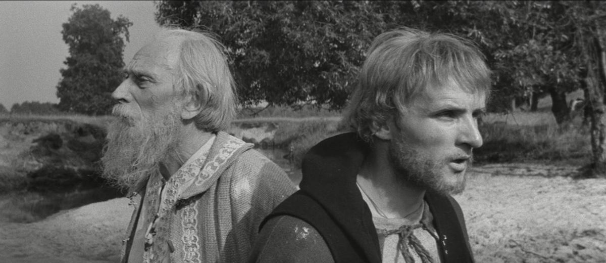 Andrei Rublev (1966) by Andrei Tarkovsky