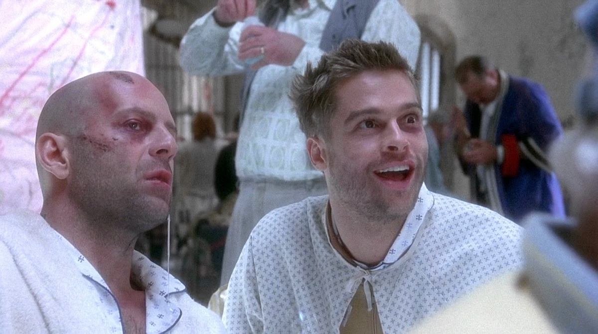 Twelve Monkeys (1995) by Terry Gilliam