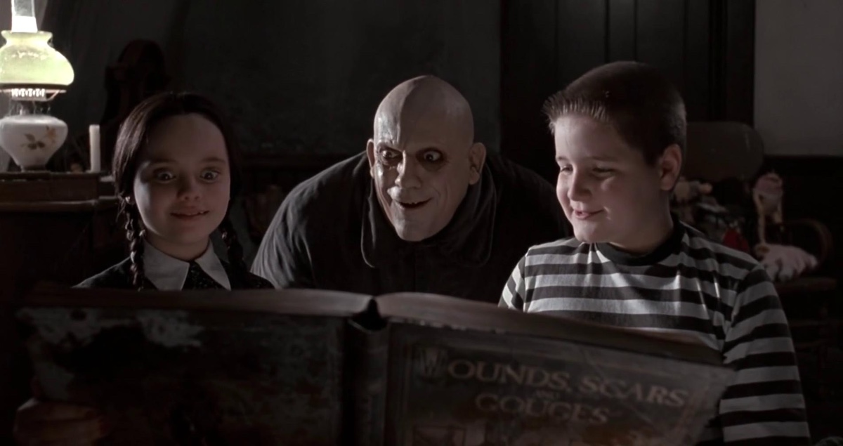 The Addams Family (1991) by Barry Sonnenfeld