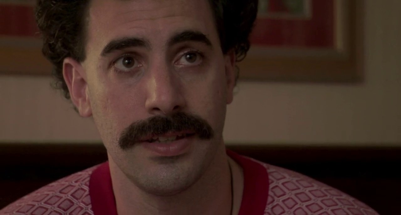 Borat: Cultural Learnings of America for Make Benefit Glorious Nation of Kazakhstan (2006) by Larry Charles