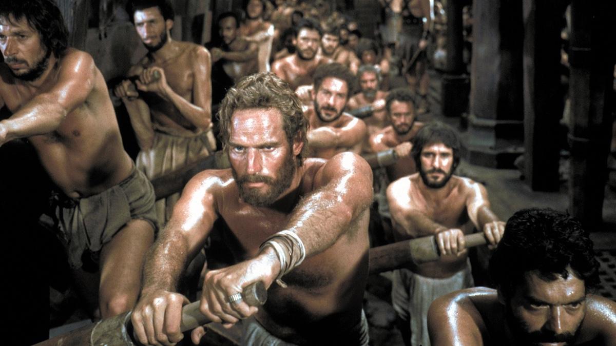 © Ben-Hur (1959) by William Wyler
