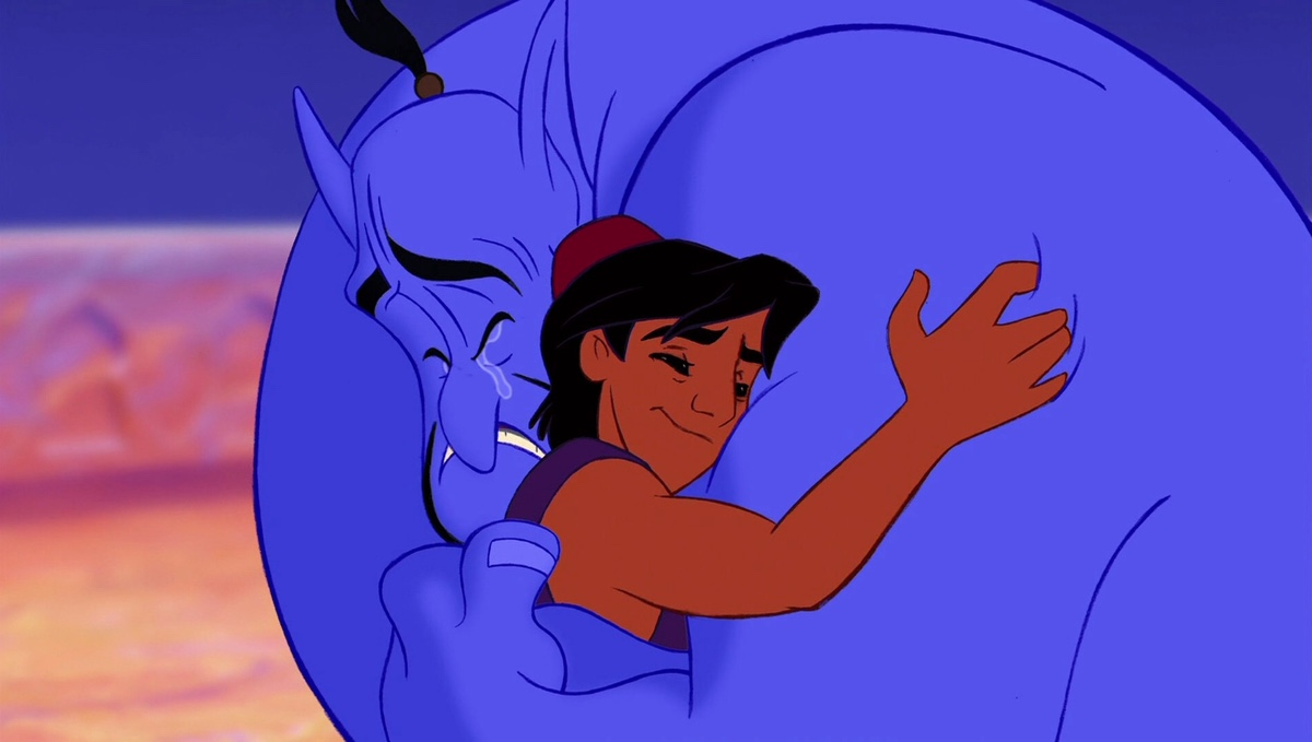 Aladdin (1992) by Ron Clements and John Musker