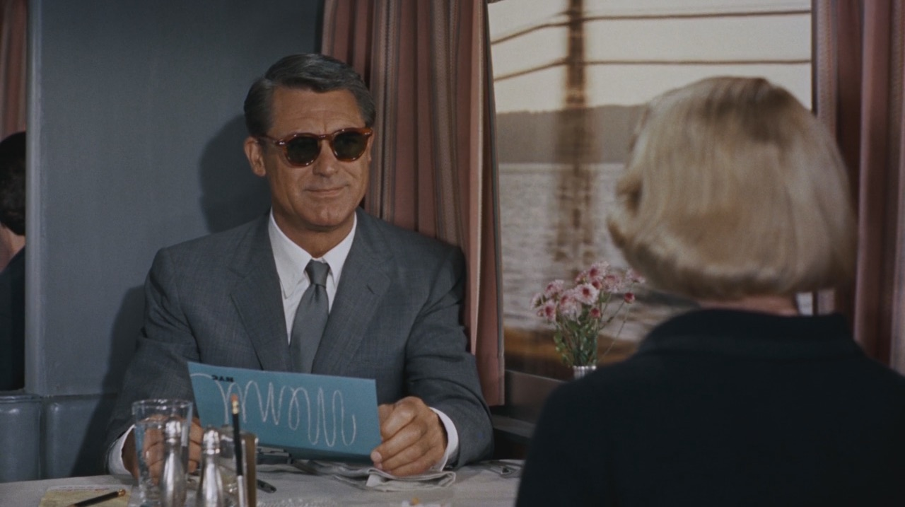 North by Northwest (1959) by Alfred Hitchcock