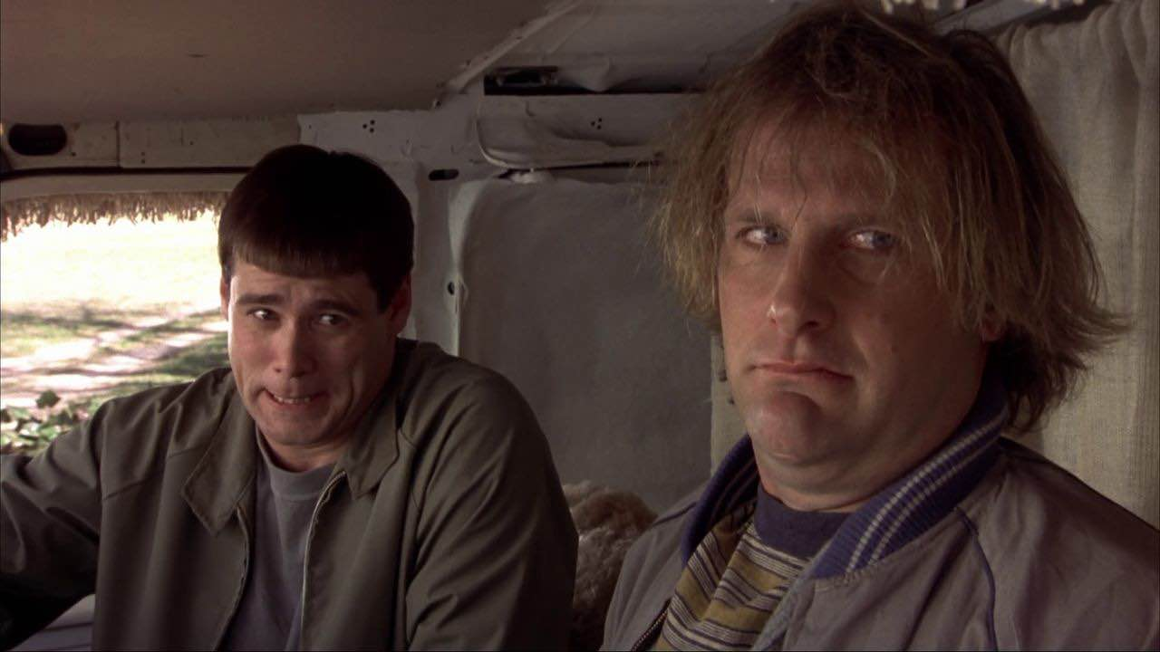 Dumb & Dumber (1994) by Peter Farrelly