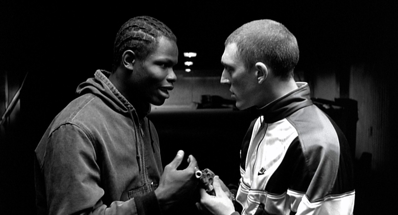 La Haine (1995) by Mathieu Kassovitz