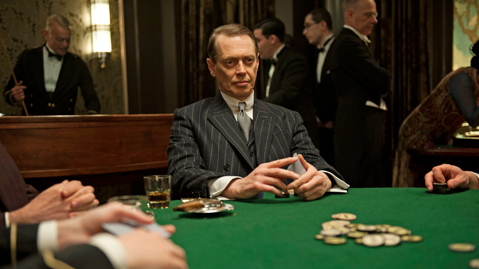 Boardwalk Empire (2010–2014) by Terence Winter