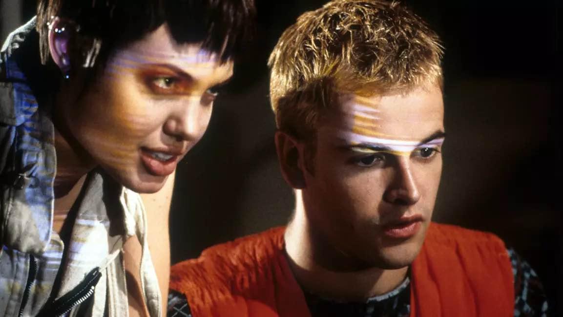 Hackers (1995) by Iain Softley