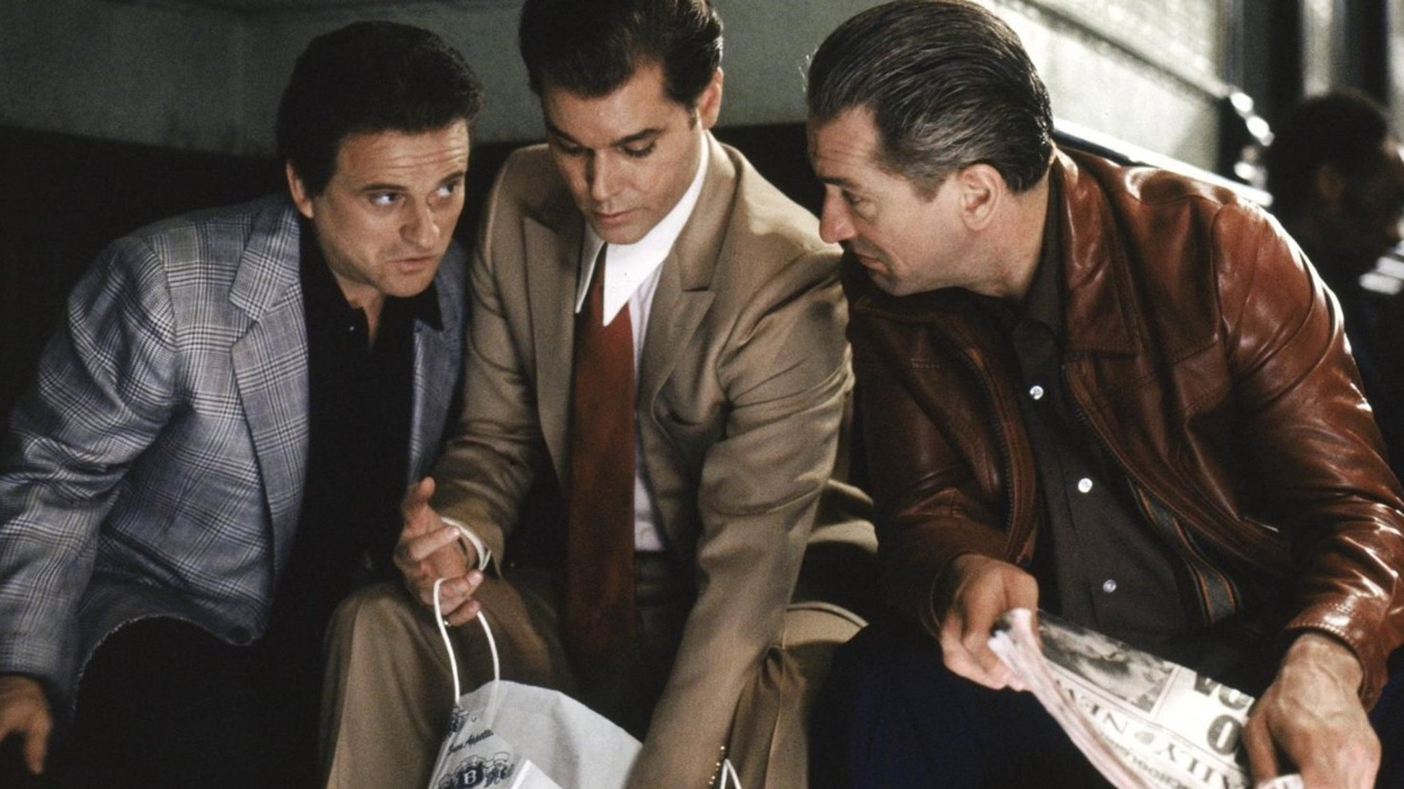Goodfellas (1990) by Martin Scorsese
